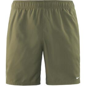 "Nike Swim Essential Lap 7"" Shorts Volley Hombre, verde"